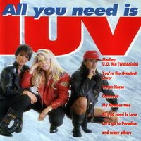LUV - ALL YOU NEED IS LUV (1994)  By MaXX
