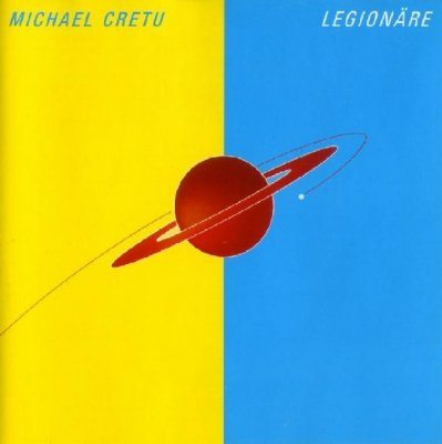 Cover Album of Michael Cretu - Legionaire 1983