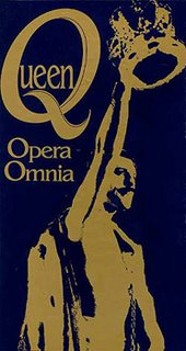QUEEN - OPERA OMNIA (4 cd Box Set)