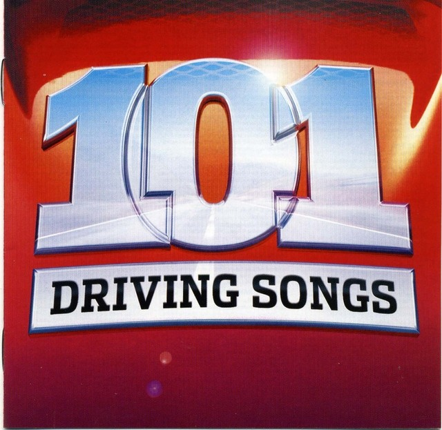 101 Driving Songs [Box set]