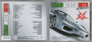VA-Italo Disco Hits Remixed-2CD-2008