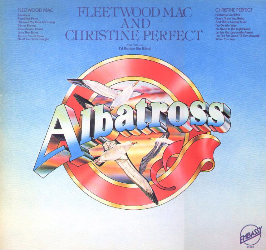 Fleetwood Mac & Christine Perfect Albatross ('77)