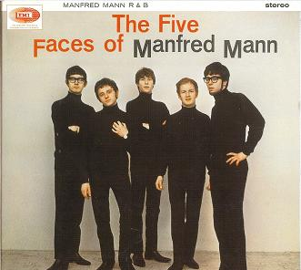 The Five Faces Of Manfred Mann Limited Edition (Stereo)