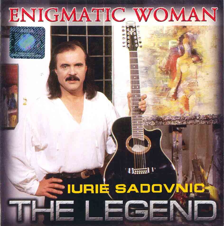 Iurie Sadovnic-Enigmatic Woman