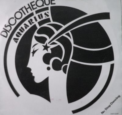 Discotheque AQUARIUS 1978