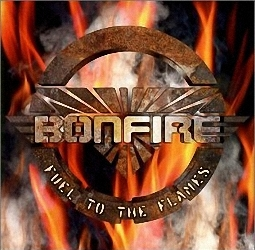 Bonfire - Fuel To The Flames (1999)