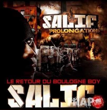 Salif - Prolongations (2008)