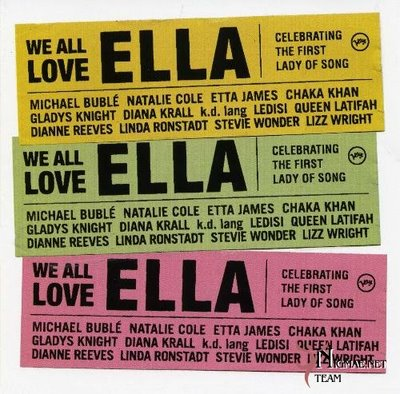 We All Love Ella: Celebrating the First Lady of Song - VA
