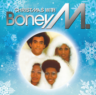 Boney M. - Christmas With Boney M. (Vinyl, LP) 1982