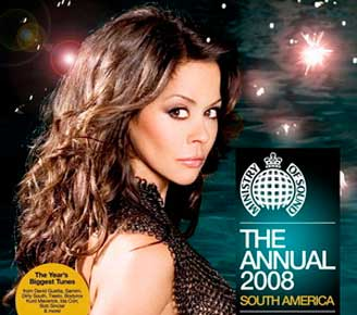Ministry Of Sound - The Annual 2008 (South America Edition)