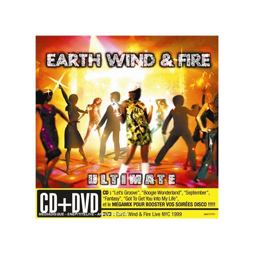 Earth Wind And Fire - Ultimate (2008)