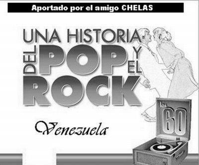 POP Y ROCK EN VENEZUELA - VOLUMEN .-01