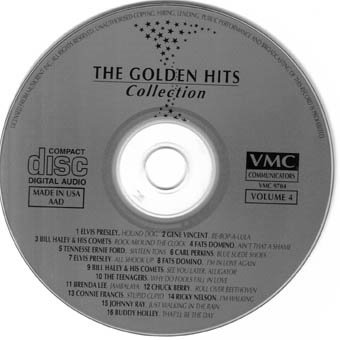 GOLDEN HITS - VOLUMEN .-04