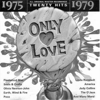 ONLY LOVE - TWENTY HITS - AÑOS 1975 - 1979