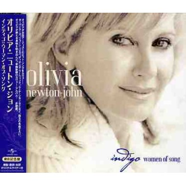 "Olivia Newton-John : Indigo ??"" Woman Of Song (2004)"