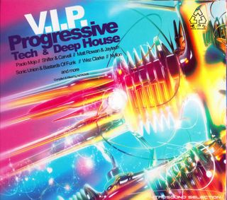 V.I.P. - Progressive Tech And Deep House (2008)