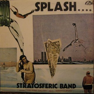 Stratosferic  Band - Splash full album