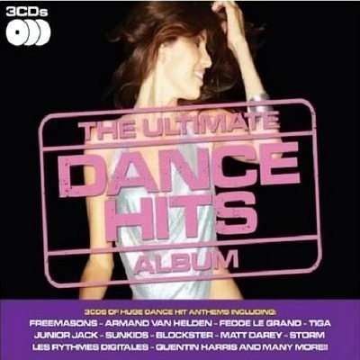 VA - The Ultimate Dance Hits Album - 3CD (2008)