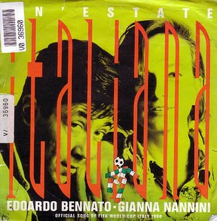 Gianna Nannini & Edoardo Bennato- Un' estate italiana ( Fifa World Cup Italia 1990 Official Theme) - Un'estate italiana (4' 50