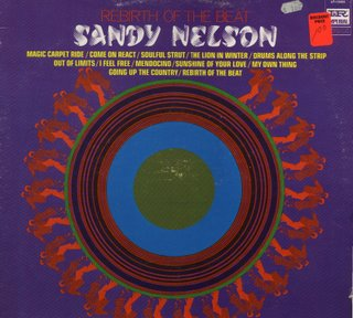 Sandy Nelson - Rebirth Of The Beat (1969)
