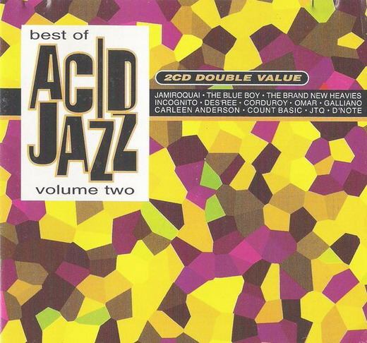 V.A - Acid Jazz - The Best Of Vol.2