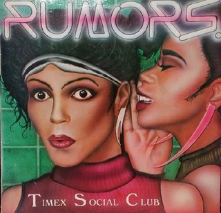 Timex Social Club - Rumors (12'' Vinil 1986)