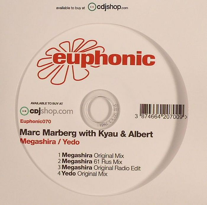 Marc marberg with kyau & albert - megashira