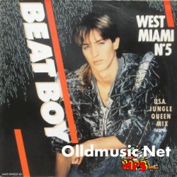 Beat_Boy_-_West_Miami_No._5__Usa Jungle Queen Mix 45t