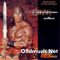 Conan The Destroyer (OST)