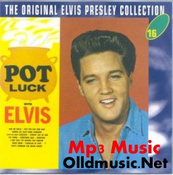 The Original Elvis Presley Collection CD 16