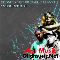 VA - German TOP100 Single Charts (12.05.2008)