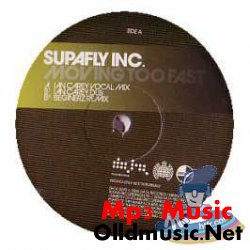 Supafly Inc - Be Together-Vinyl-2008