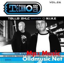 VA - Techno Club Vol.26 - 2CD (2008)