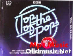 VA - Top Of The Pops 80s 3CD