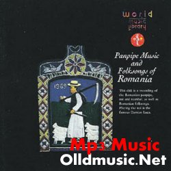 World Music Library, KICC 5147 - Romania - Panpipe Music and Folksongs of Romania