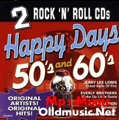 Various Artists Happy Days 50s and 60s