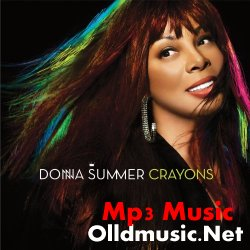 Cover Album of Donna Summer - Crayons