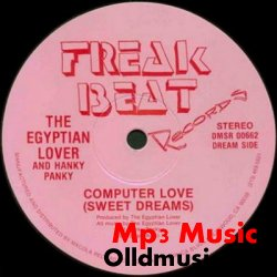 The Egyptian Lover - Computer Love / And My Beat Goes Boom