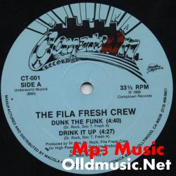 Fila Fresh Crew - Dunk The Funk