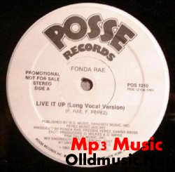 Fonda Rae - Live It Up