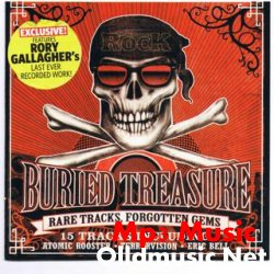Classic Rock-Buried Treasure- 2008