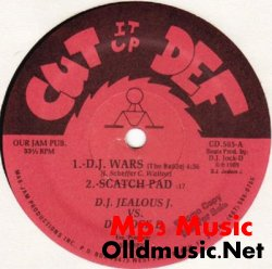 Jock-D* vs. DJ Jealous J* - DJ Wars (The Battle)