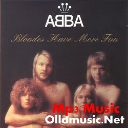 ABBA - BLONDES HAVE MORE FUN
