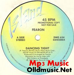Galaxy - Dancing Tight [12'' Single Island Records 1983]