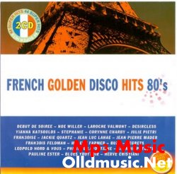 Various - FRENCH GOLDEN DISCO HITS 80s
