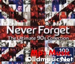 VA - Never Forget - The Ultimate 90s Collection (5 CD)