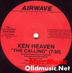 Ken Heaven - The Calling ( Full Length Vocal Version 1986 )