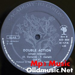 Dayl - Double Action -12'' - 1987