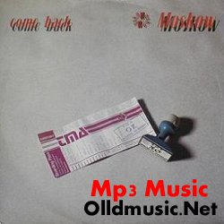 Moskow - Come Back (Vinyl, 12, Maxi) 1986