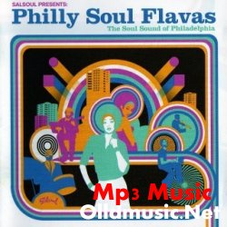 SALSOUL presents PHILLY SOUL FLAVAS -- The Soul Sound of Philadelphia